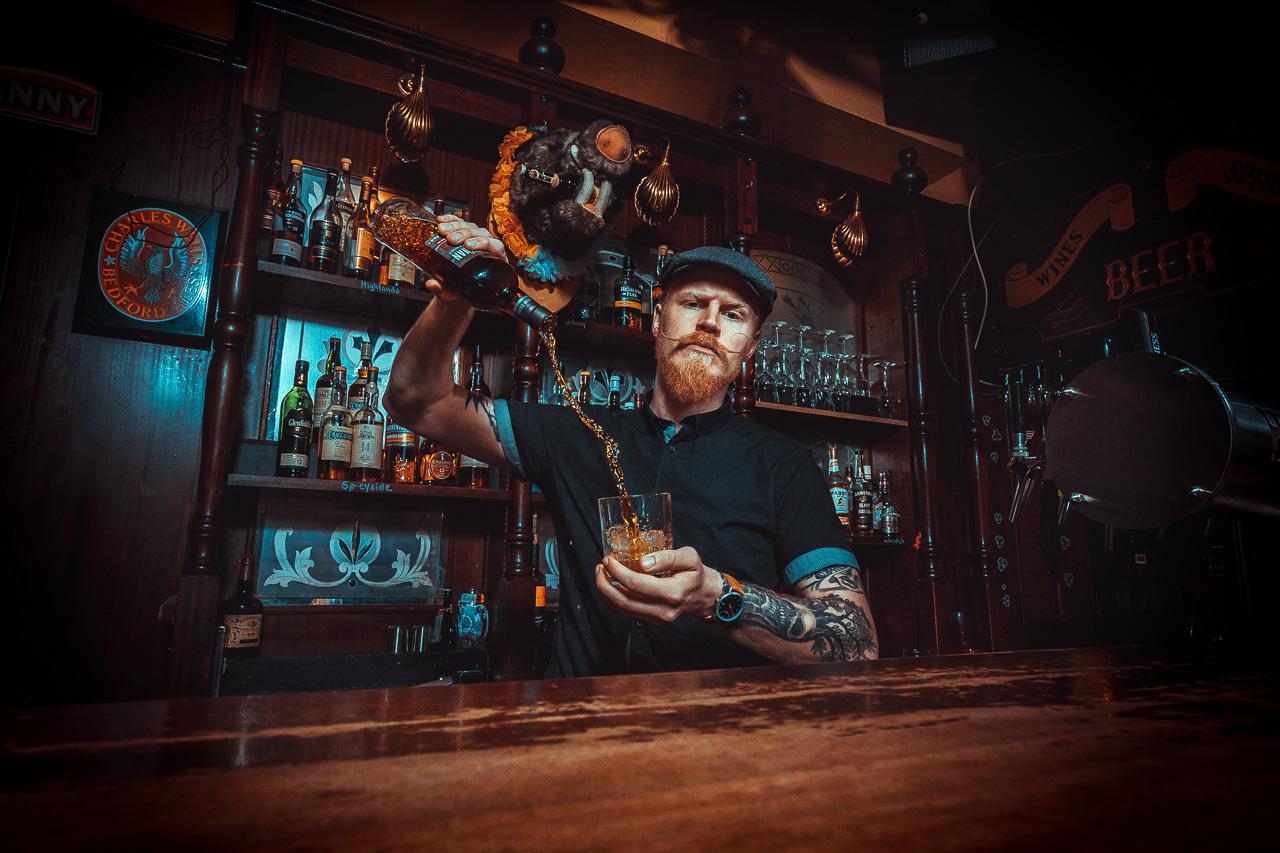 Irish Pixie Würzburg - Whiskey